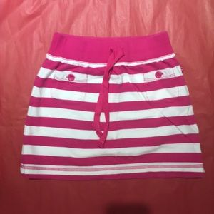 GAP Striped skirt
